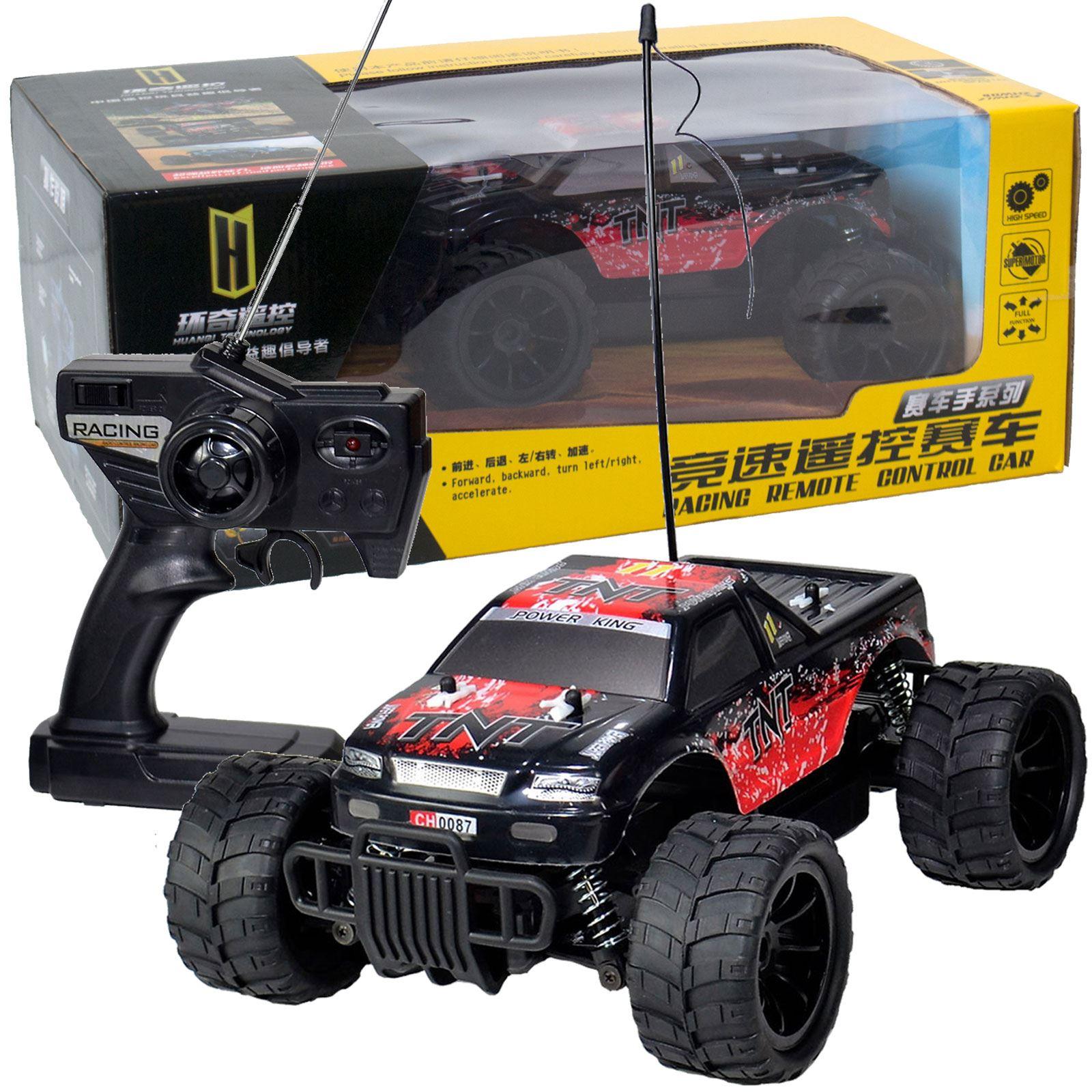 1:16 Radio Remote Control Off Road RC Cars Racing Buggy ...