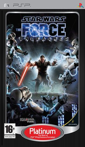 STAR WARS: THE FORCE UNLEASHED PSP *New & Sealed*