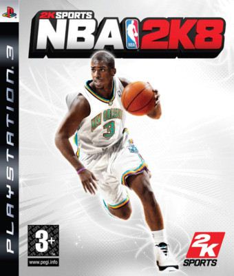 NBA 2K8 PS3 *New & Sealed*