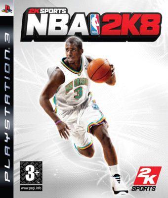 NBA 2K8 PS3 *New & Sealed*