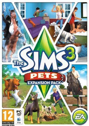 THE SIMS 3 ANIMALI ESPANSIONE PACCHETTO DEL PC / MAC * NUOVO E SIGILLATO *