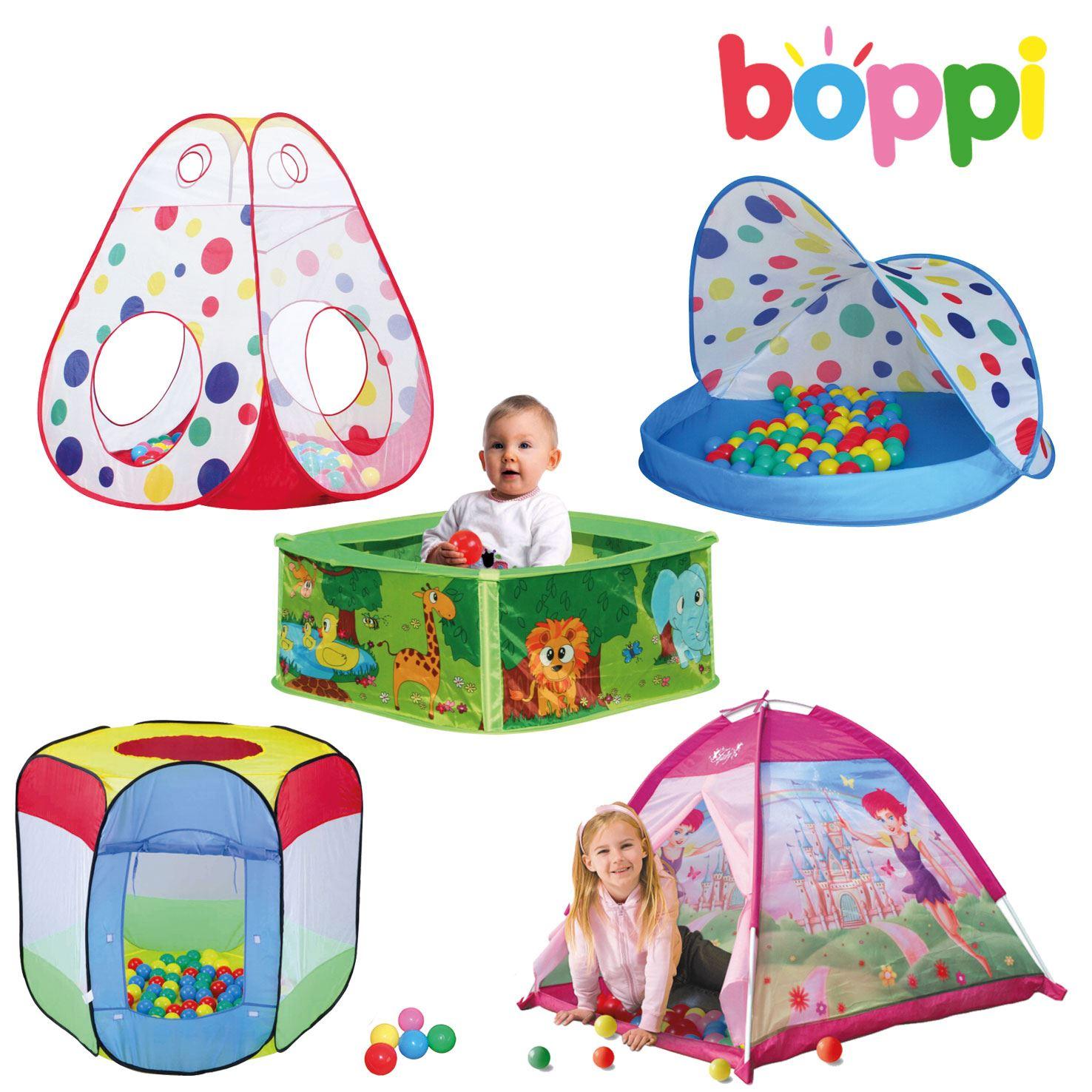 kinder kleinkind spielen zelt mit 50 b lle ballpit stift pop up indoor outdoor. Black Bedroom Furniture Sets. Home Design Ideas