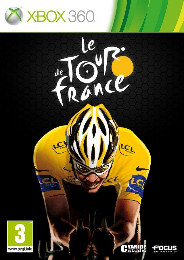 LE TOUR DE FRANCE 2011 XBOX 360 (NEW & SEALED)