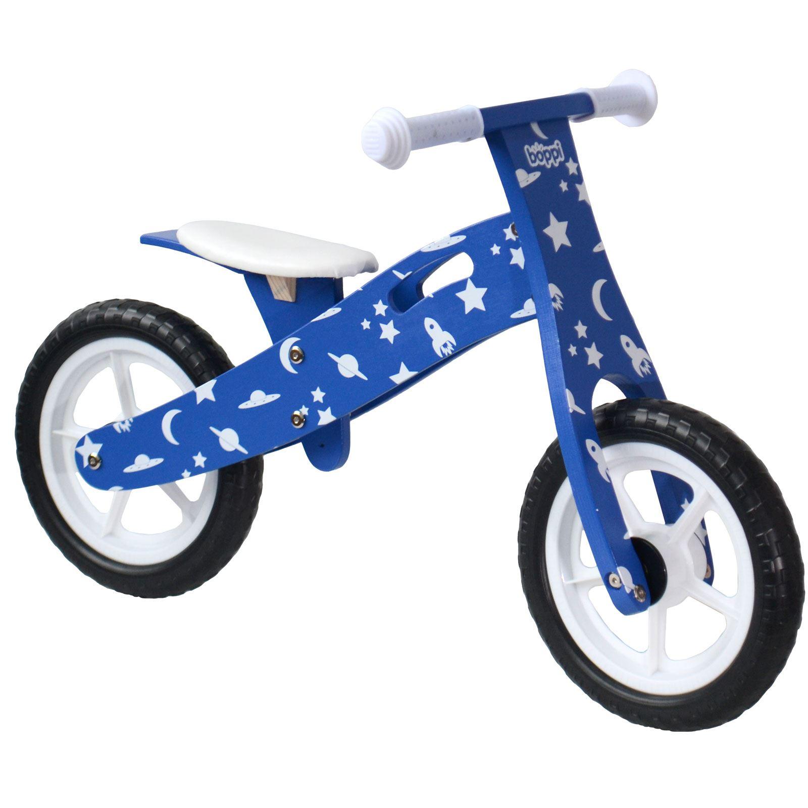 boppi kinder h lzern balance training bike fahrrad jungen. Black Bedroom Furniture Sets. Home Design Ideas