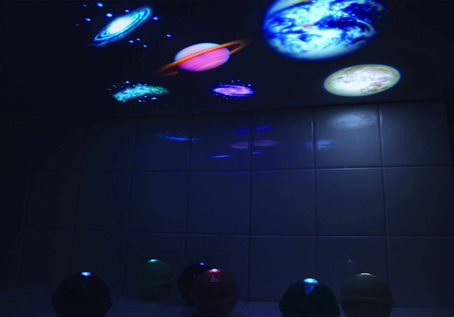 solar system projection night light -#main