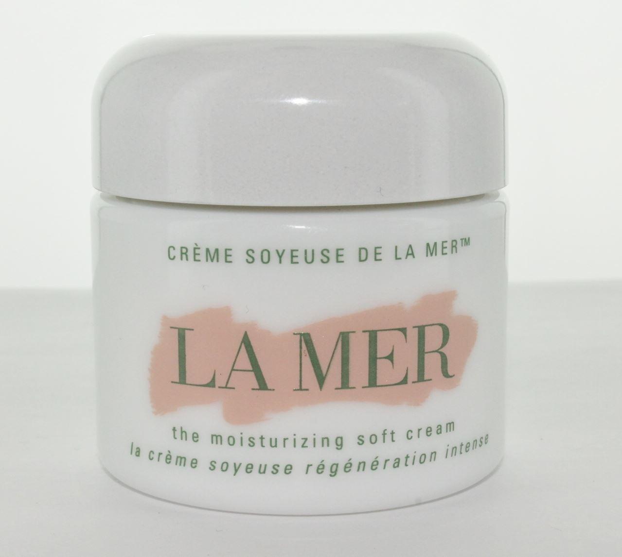 creme de la mer the moisturizing soft cream 2 oz 60 ml new unboxed ebay. Black Bedroom Furniture Sets. Home Design Ideas