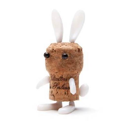 Cork Animals: Animal Corkers Wine Cork Characters Decorations Novelty