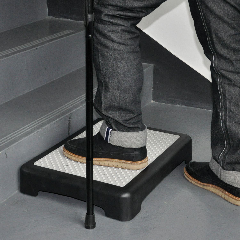 Anti Slip Half Step Elderly Disability Door Walking Stool