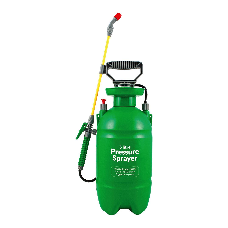 garden pressure sprayer knapsack weedkiller chemical fence. Black Bedroom Furniture Sets. Home Design Ideas