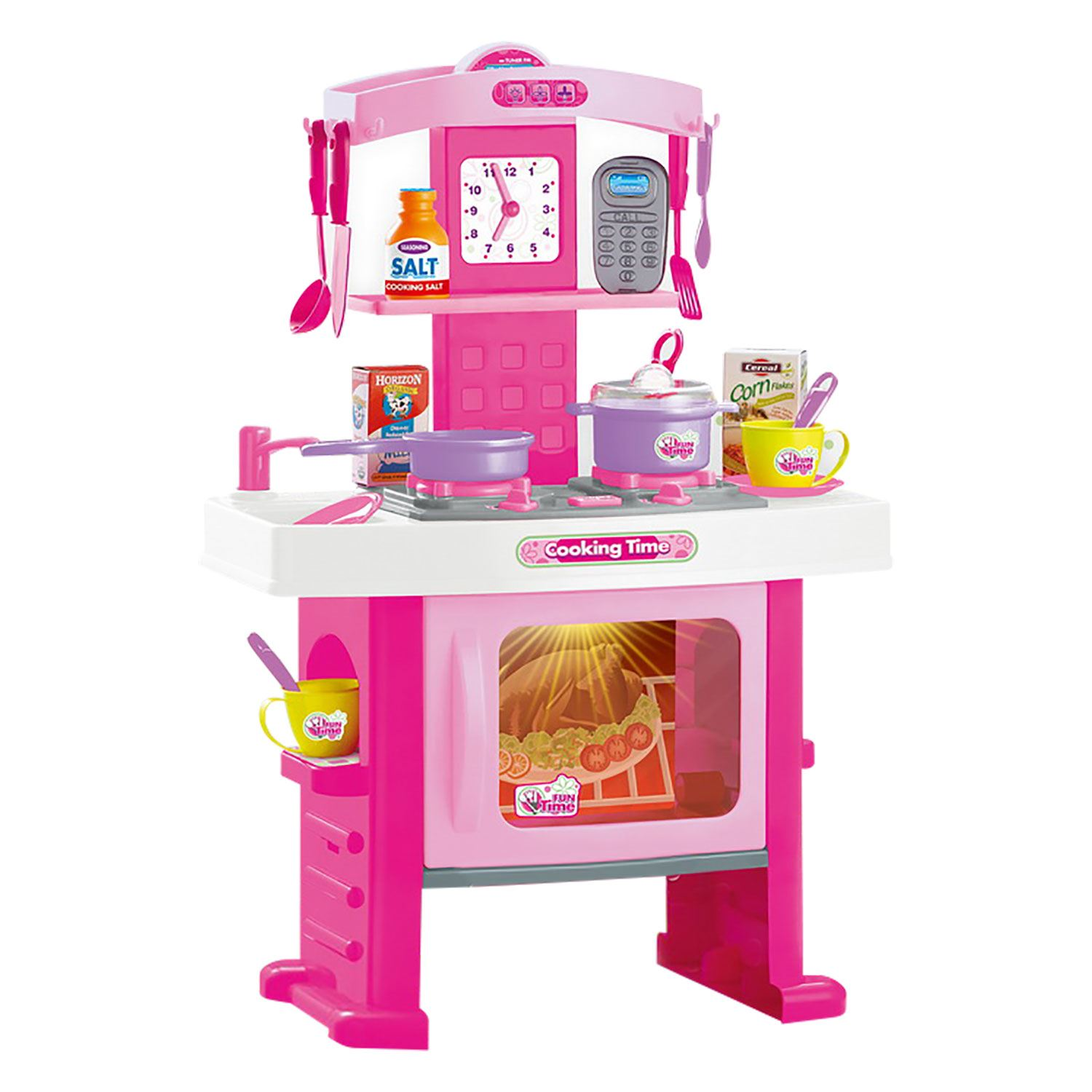 Toy Tool Kits For Girls : Boys girls childrens kids kitchen play set pretend toy