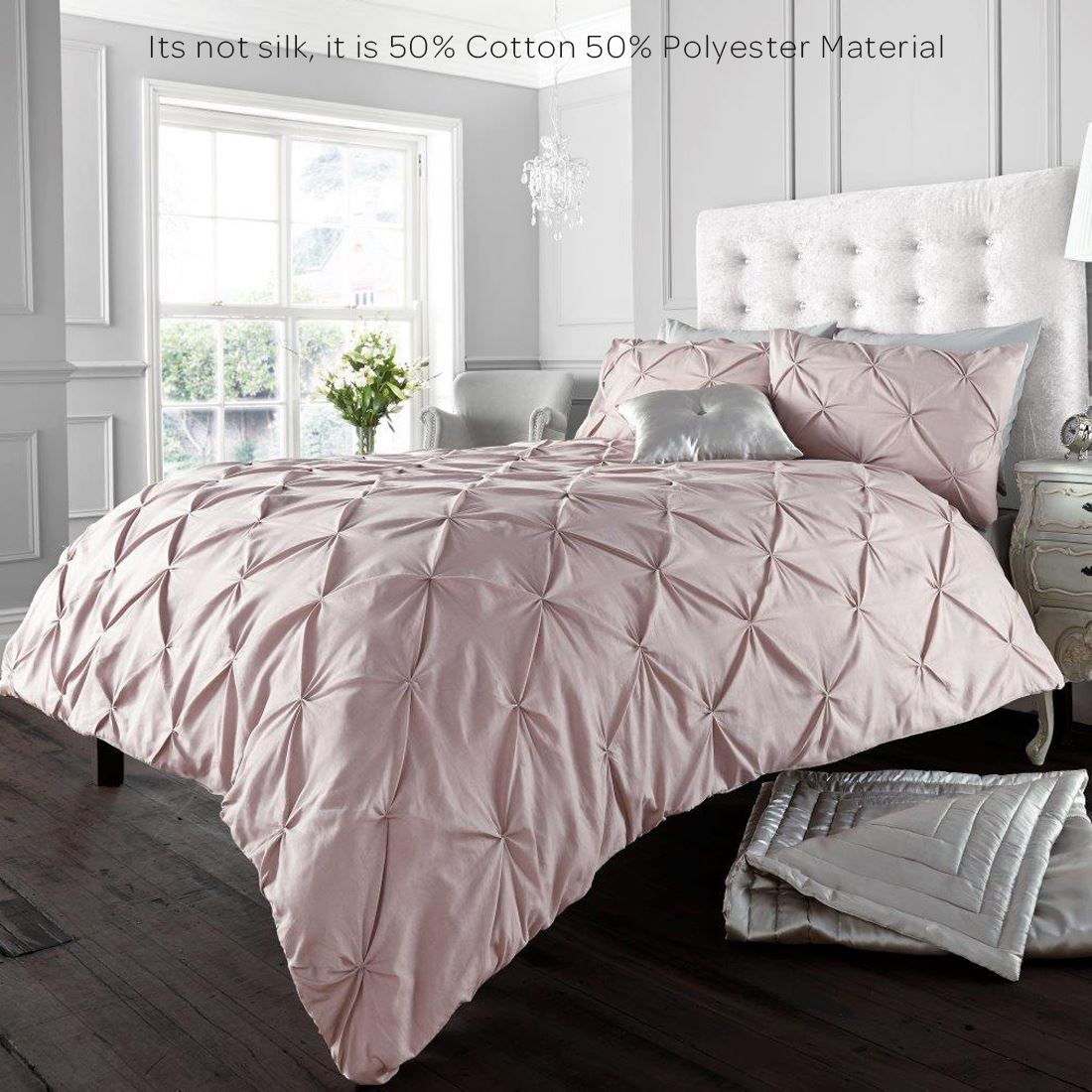 Duvet Cover with Pillowcase Quilt Cover Bedding set single doubl King superking