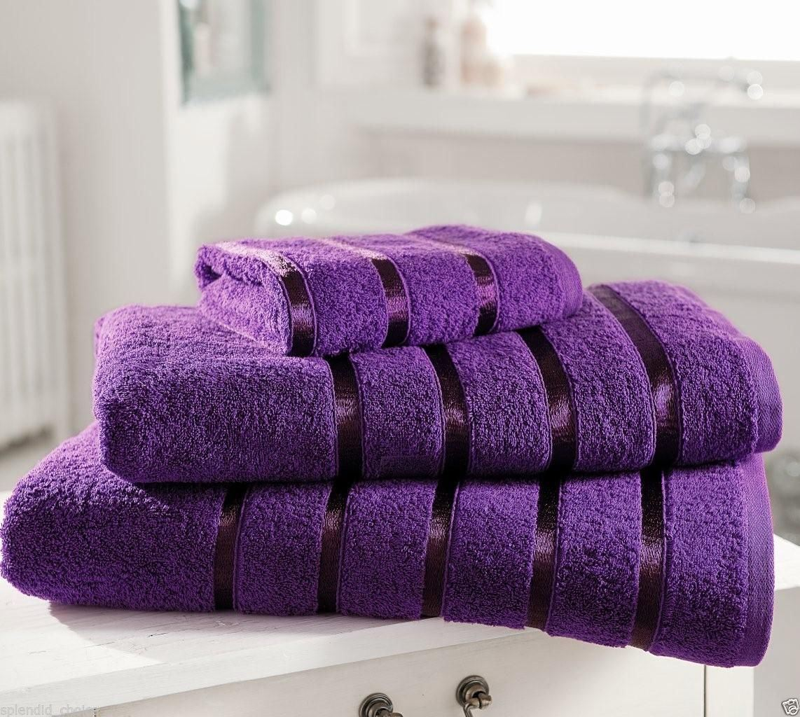 New 100 Egyptian Cotton Luxury Towels Bath Towel Hand