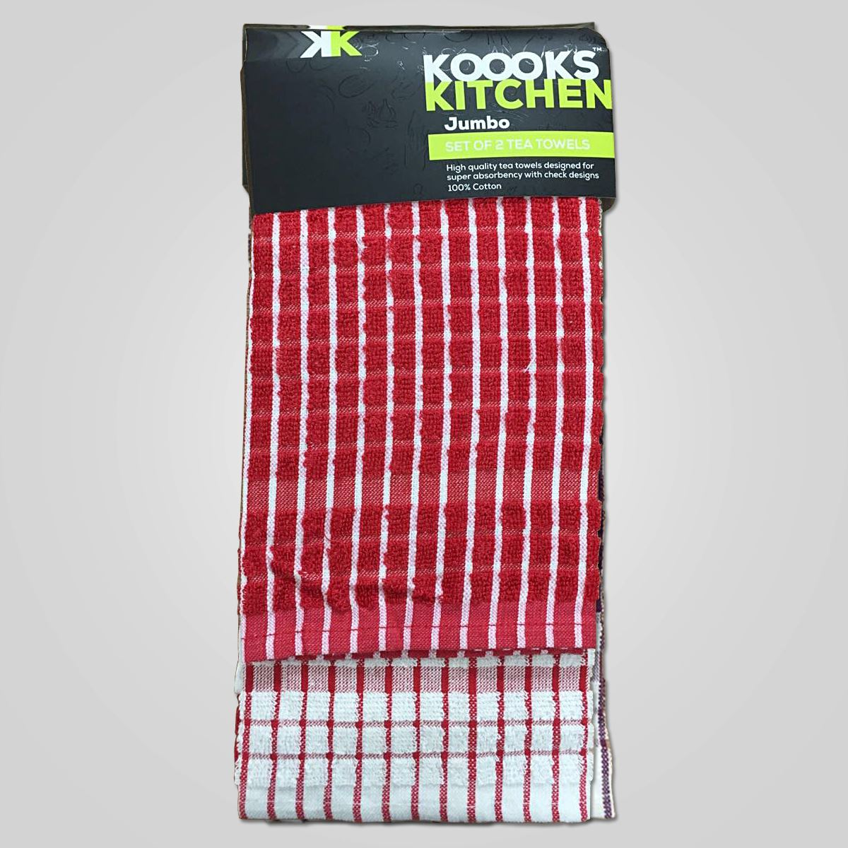 Quality Tea Towels Uk: High Quality Super Absorbent 100% Cotton Terry Tea Towels