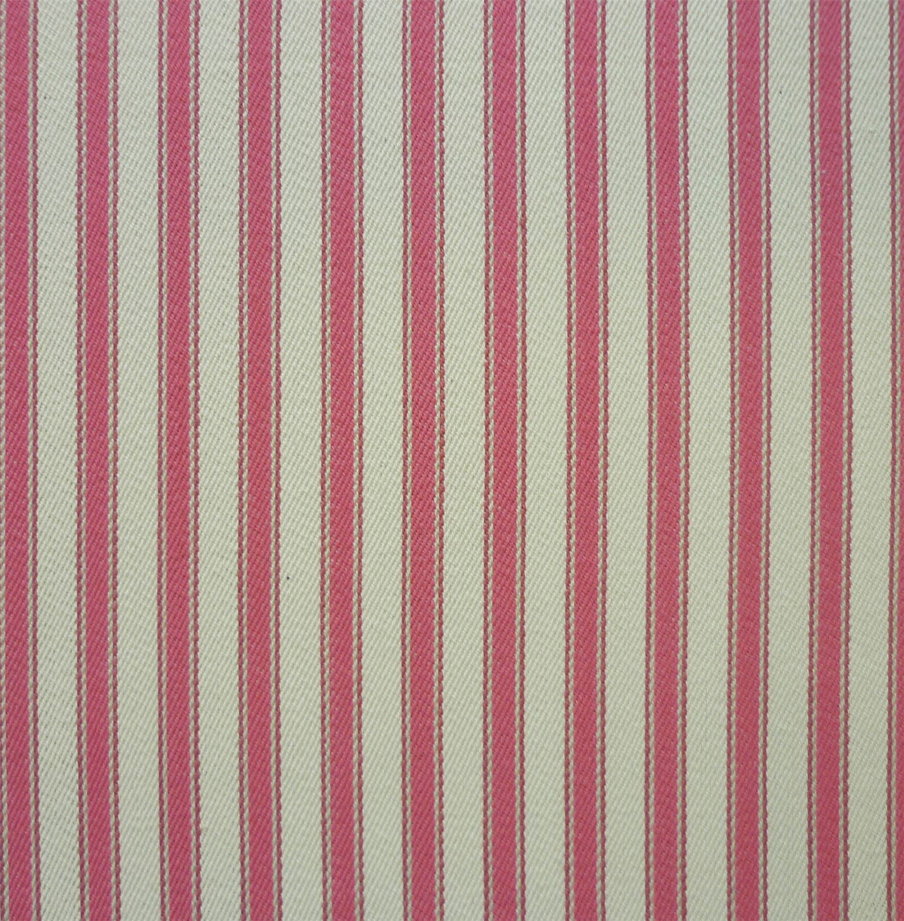 Vintage cotton ticking stripe deck chair 100 cotton for Ticking fabric