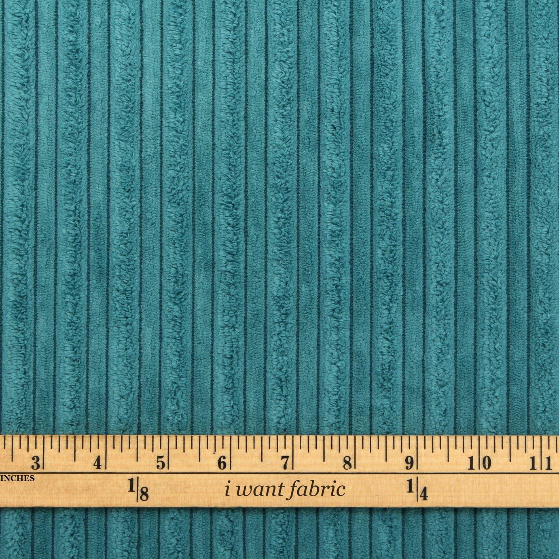 LUXURY SOFT VELVET HIGH LOW JUMBO CORD UPHOLSTERY SOFA CUSHION FABRIC MATERIAL