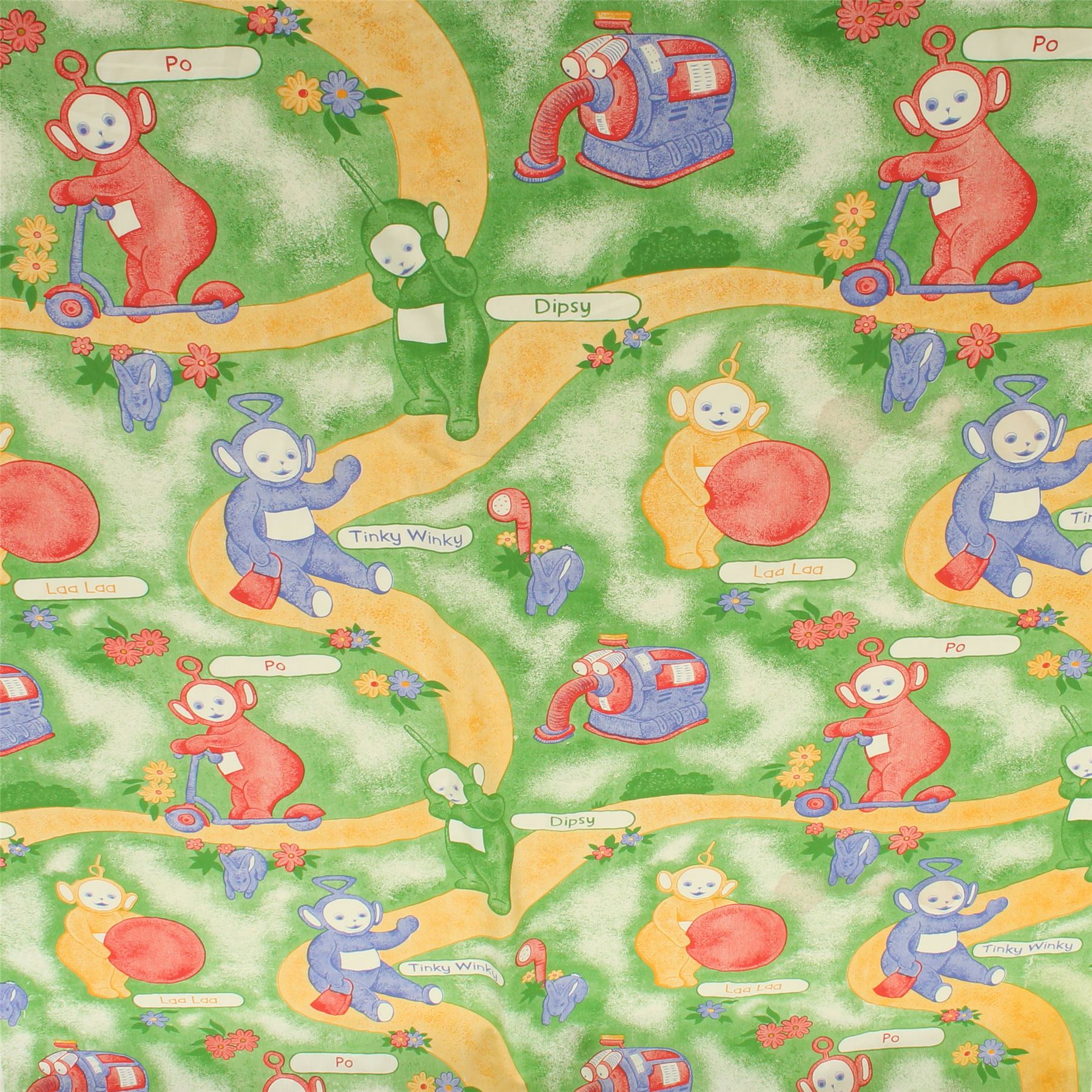 100 cotton disney childrens character cartoon curtain for Childrens drapery fabric