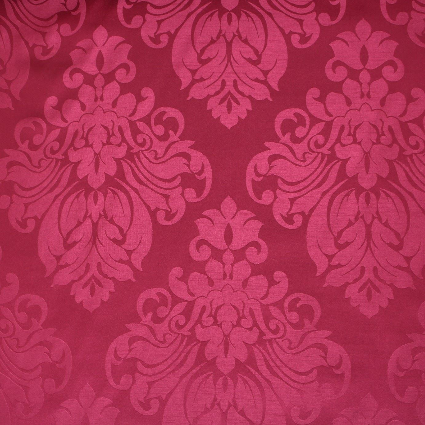 Floral damask faux silk jacquard curtain upholstery fabric for Fabric material for sale