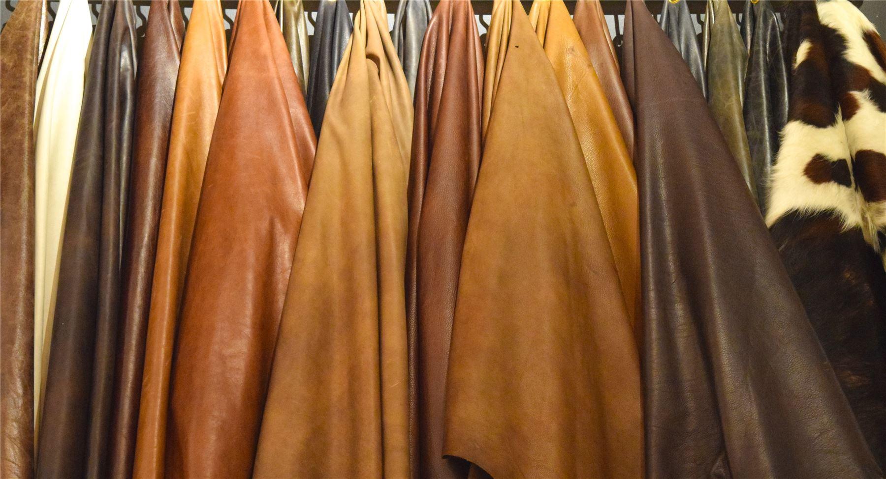 Genuine Full Real Leather Cow Hide Skins Sofa Car