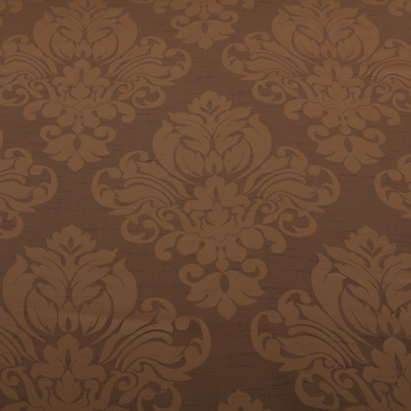 thumbnail 22 - FLORAL DAMASK FAUX SILK JACQUARD CURTAIN UPHOLSTERY FABRIC MATERIAL 12 COLOURS
