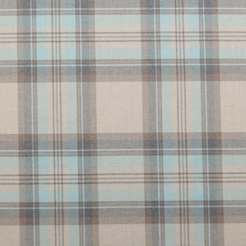 tartan check multicolour pastel plaid 100 cotton faux wool upholstery fabric ebay. Black Bedroom Furniture Sets. Home Design Ideas