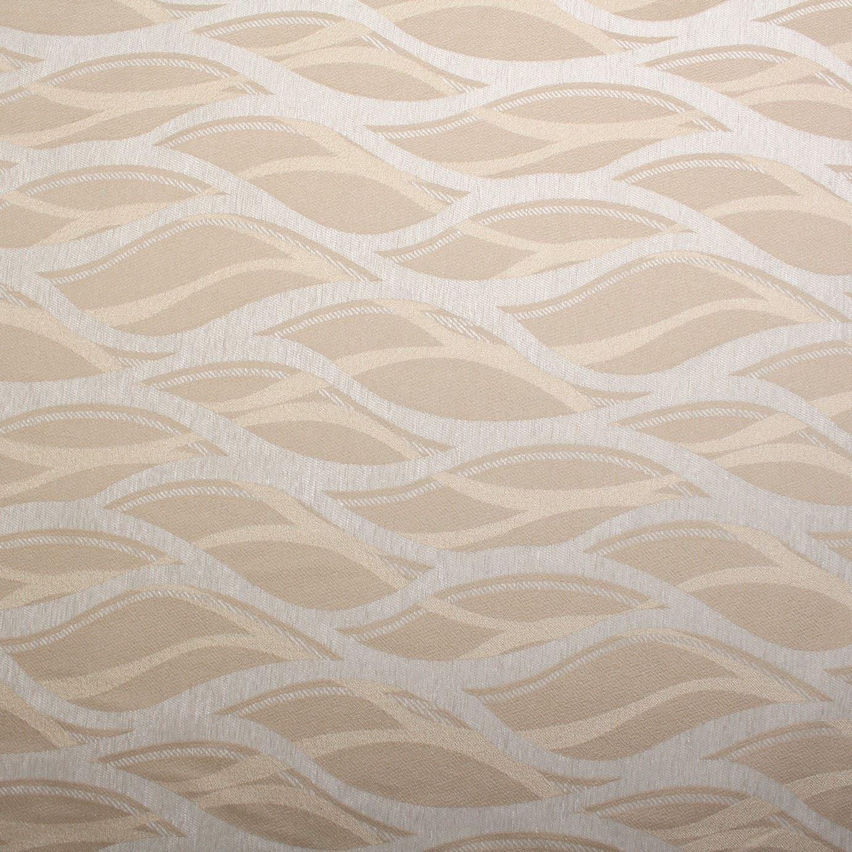 Velvet Chenille Fabric Sofa: DESIGNER WAVY STRIPE VELVET UPHOLSTERY SOFA CURTAIN