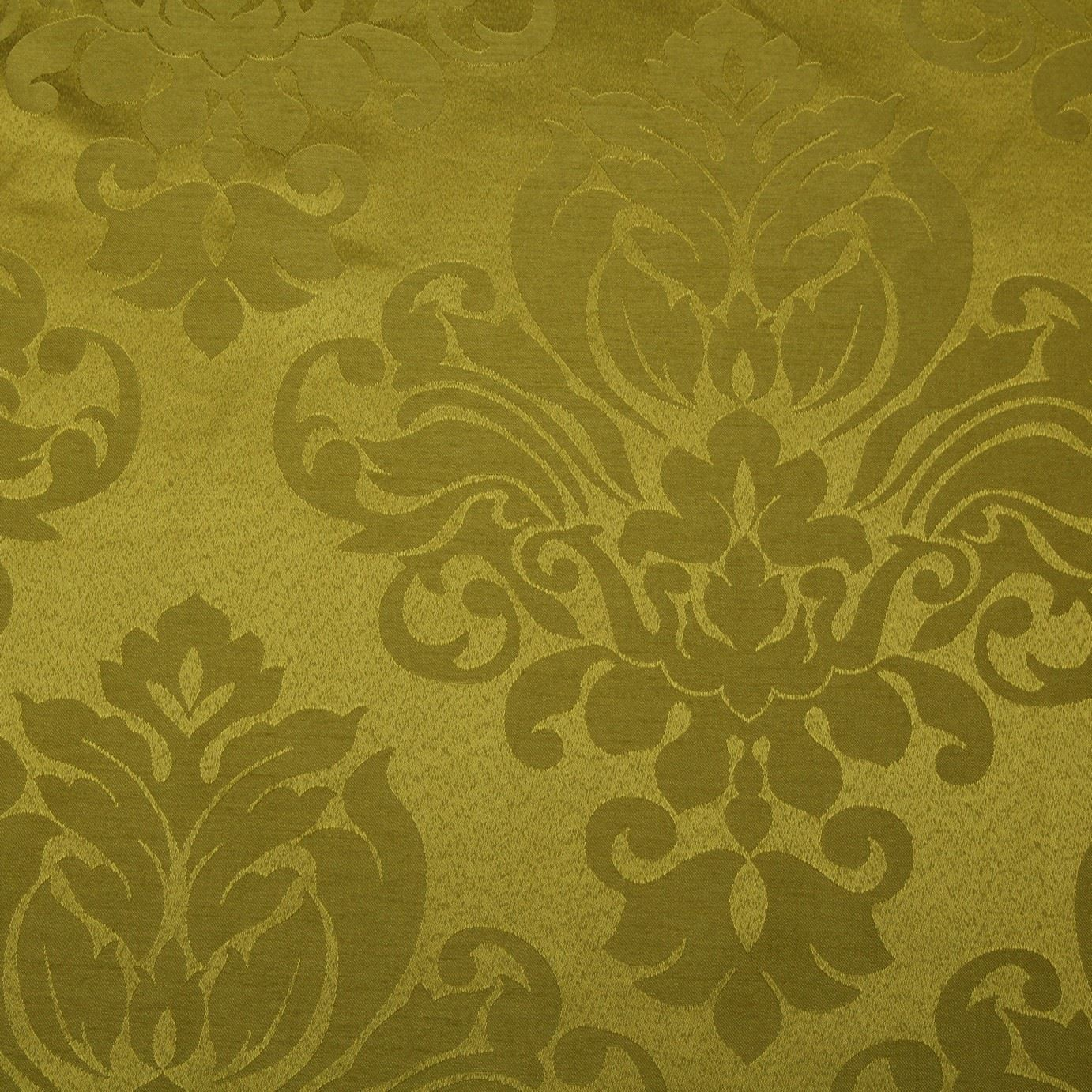 CLASSIC FLORAL FAUX SILK JACQUARD CURTAIN UPHOLSTERY FABRIC - 12 ...