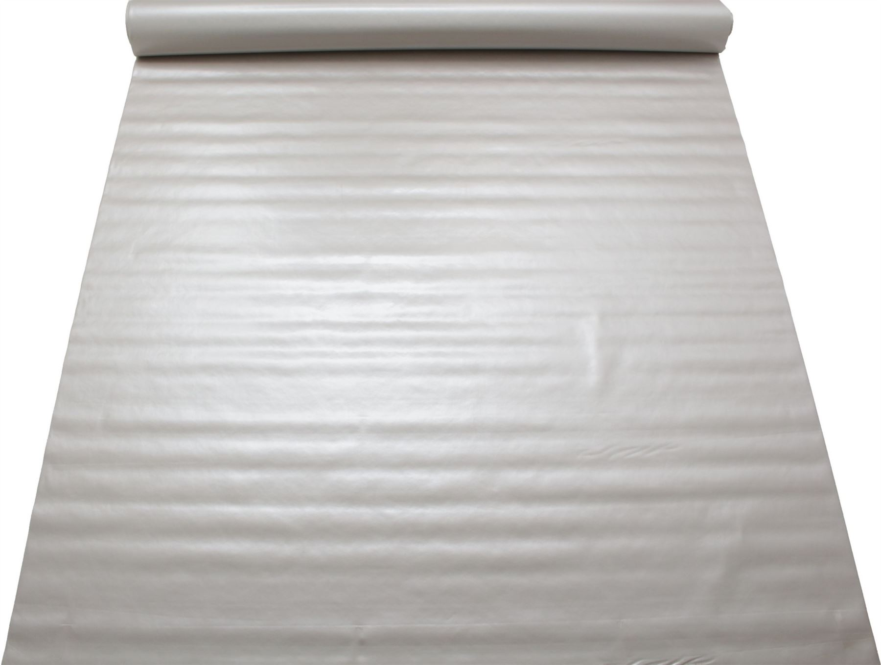 Plain Gloss Pvc Coated Tablecloth Covering Outdoor Garden