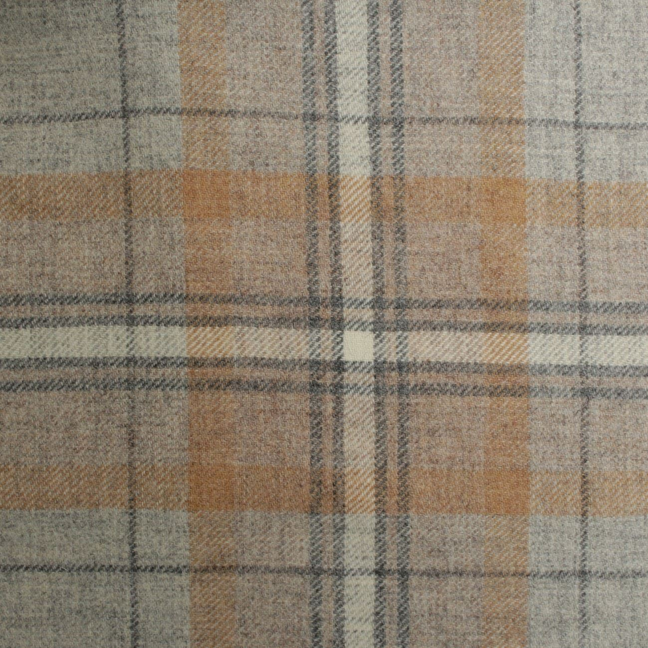 ... Scotish-Upholstery-Wool-Woven-Tartan-Check-Plaid-Curtain-Tweed-Fabric