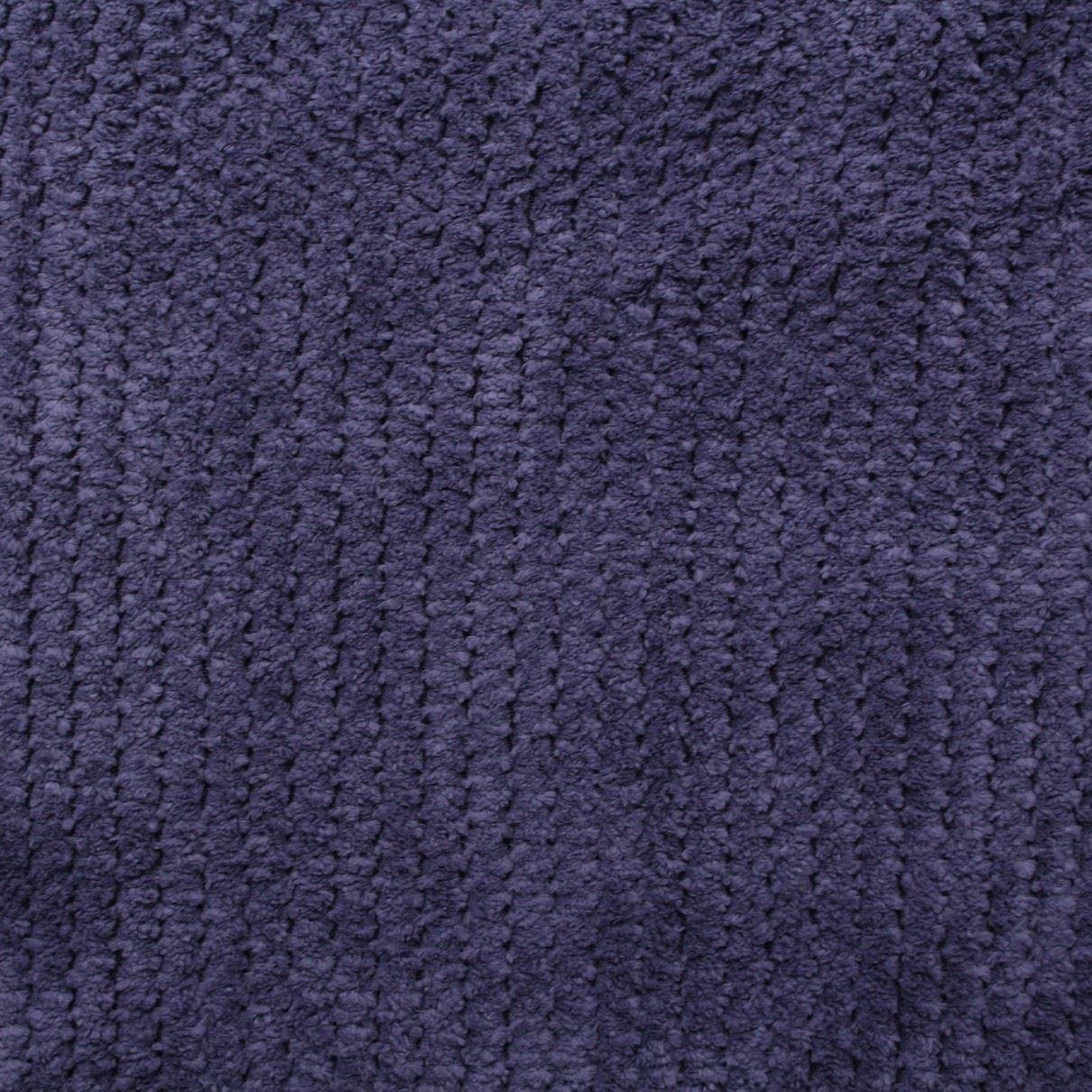 Velvet Chenille Fabric Sofa: FIRE RETARDANT SOFT VELVET CHENILLE ZIG ZAG JUMBO CORD