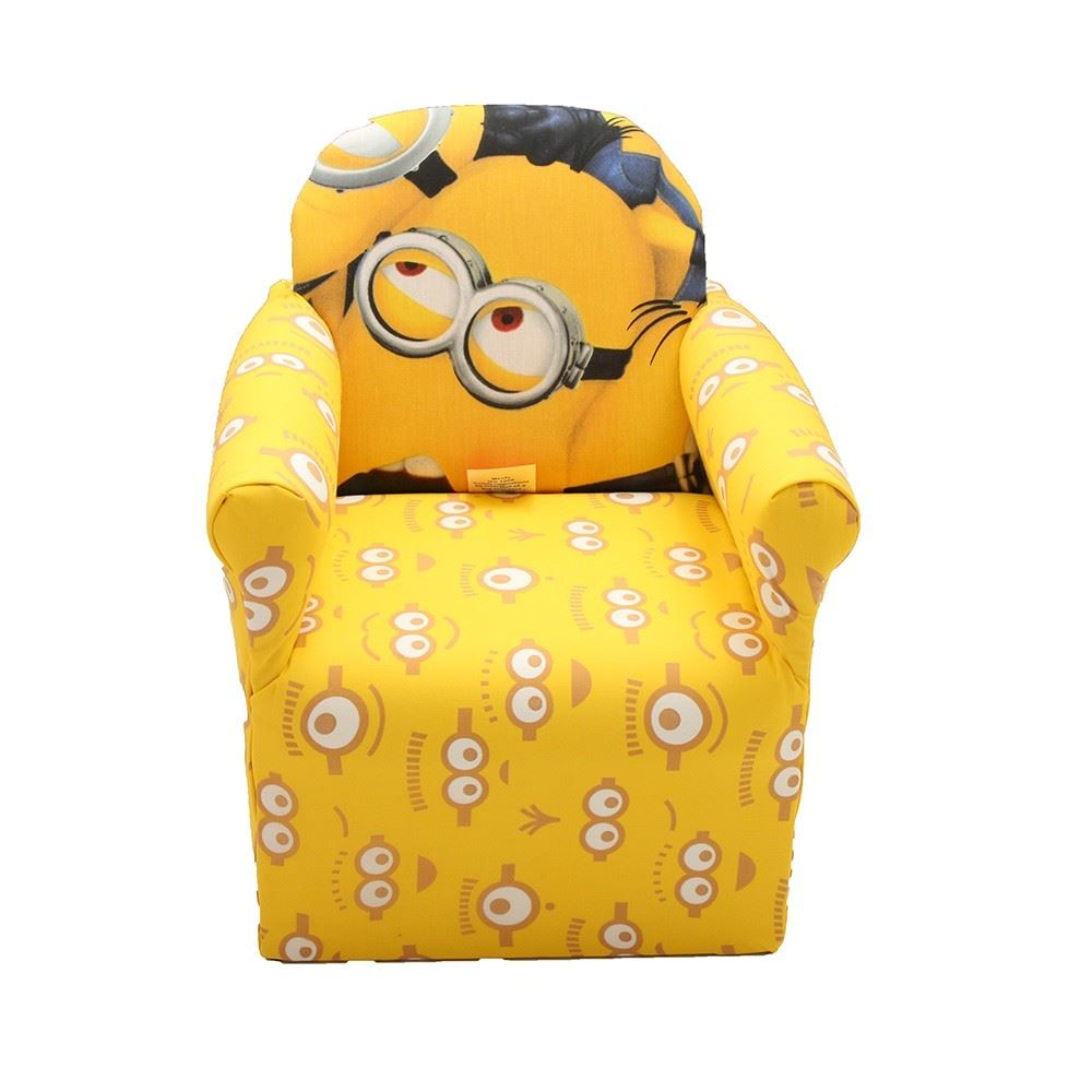 New Disney Cartoon Character Childrens Playroom Sofa Seat