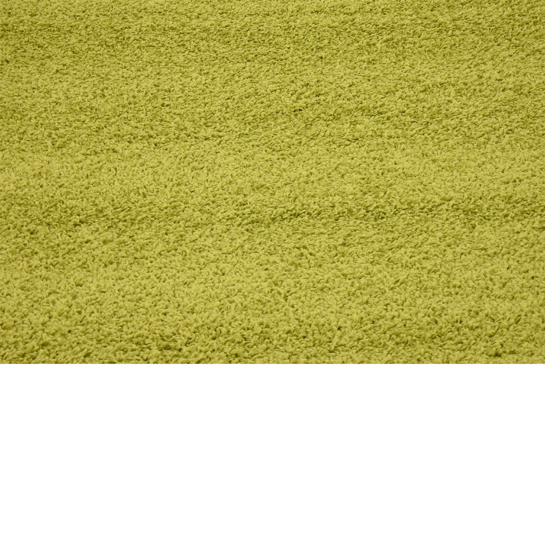 Soft Shaggy Rugs Thick Pile Carpet 9 0 X 12 0 Moss Green