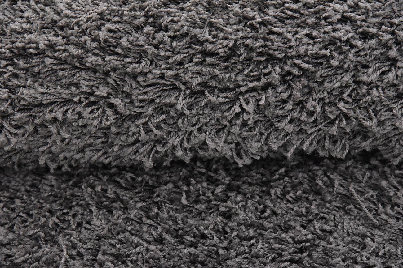 Weich Dick Shaggy Modern Flaumig Warm Farbe Teppich Klein
