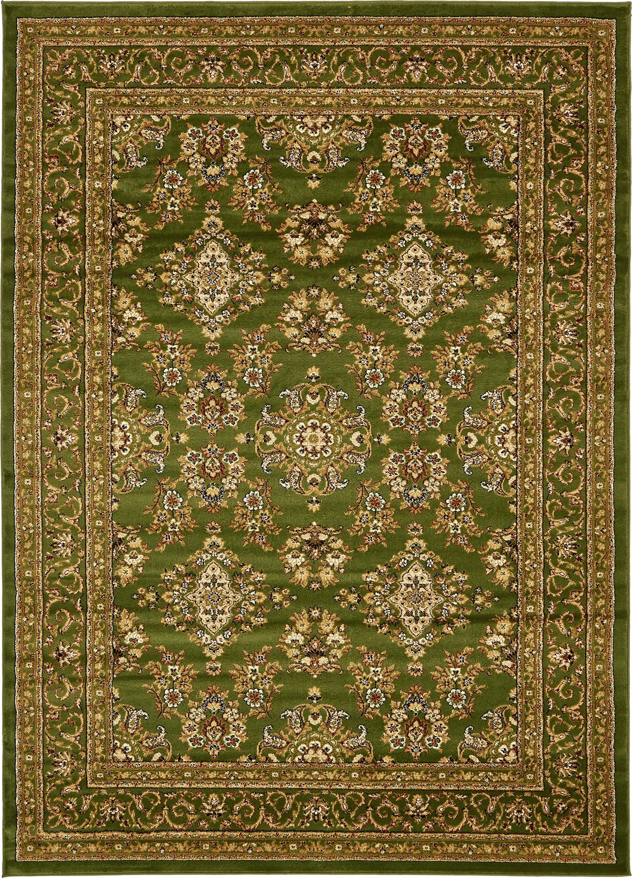 Traditional rugs oriental area rug persian style carpet for Area carpets and rugs
