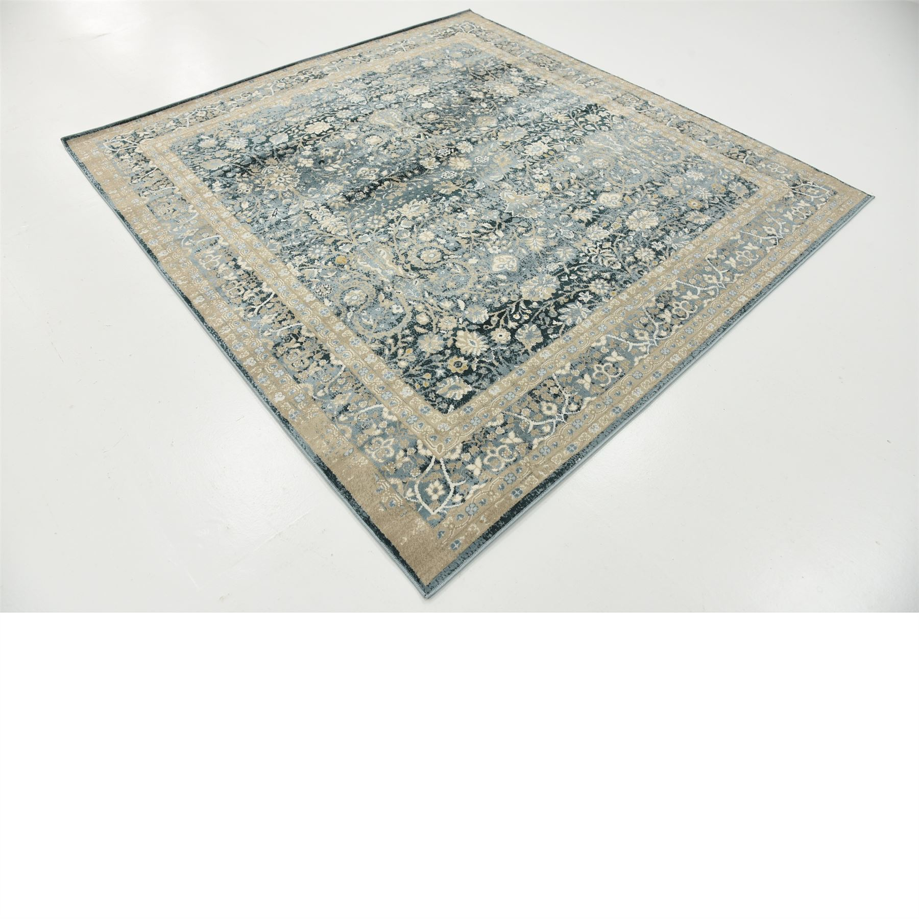 home oriental area carpet dyed floor rug traditional. Black Bedroom Furniture Sets. Home Design Ideas