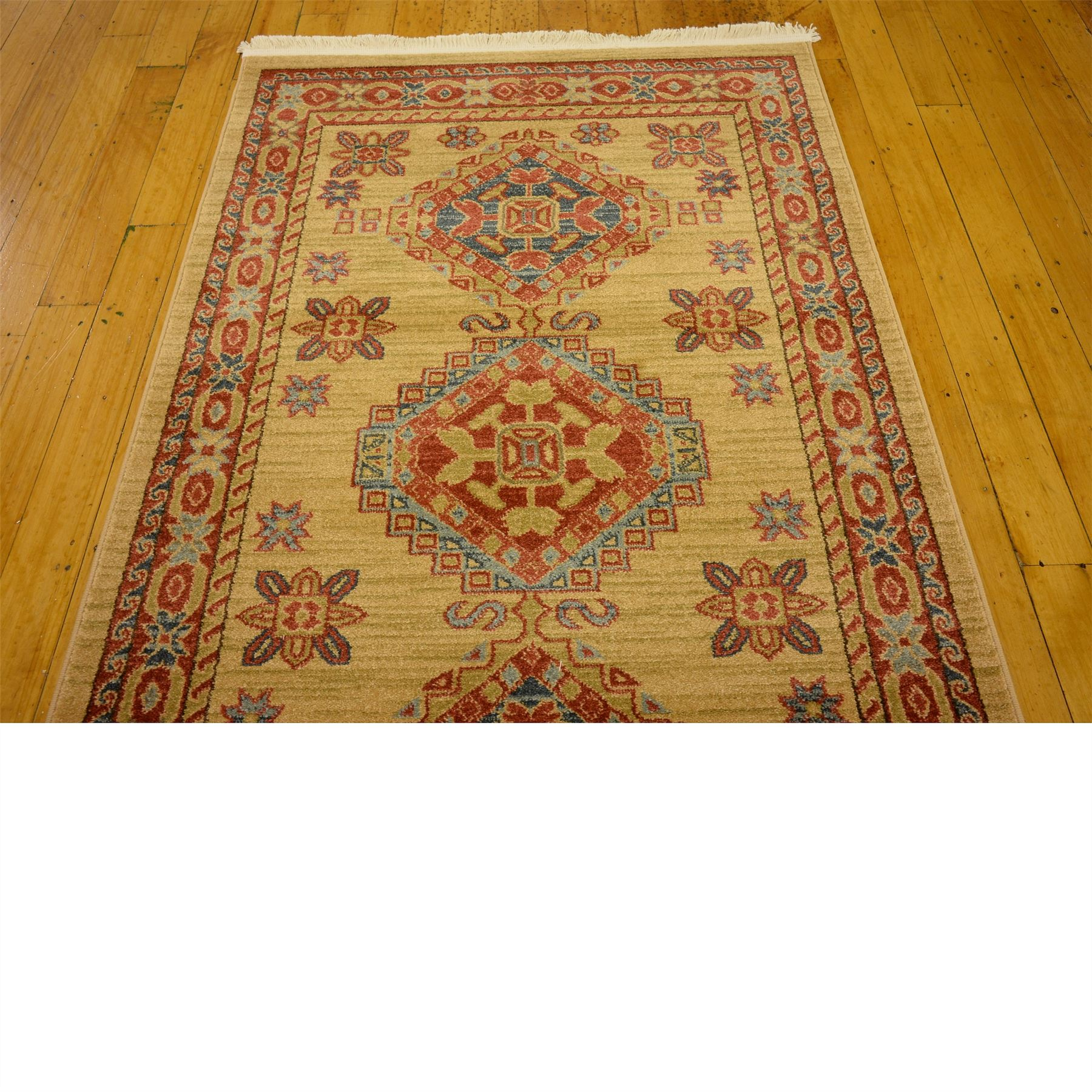 Traditional Rug Oriental Area Rug New Persian Style Carpet