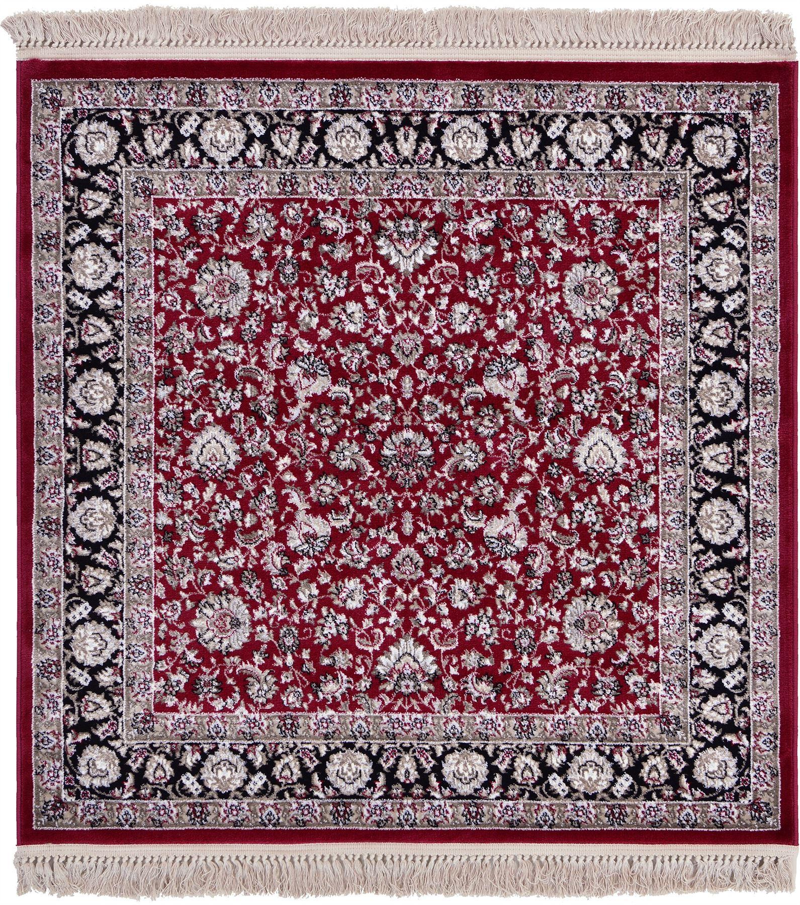 Persian Rugs: Traditional Persian Carpet Oriental Area Rug Kashan Design