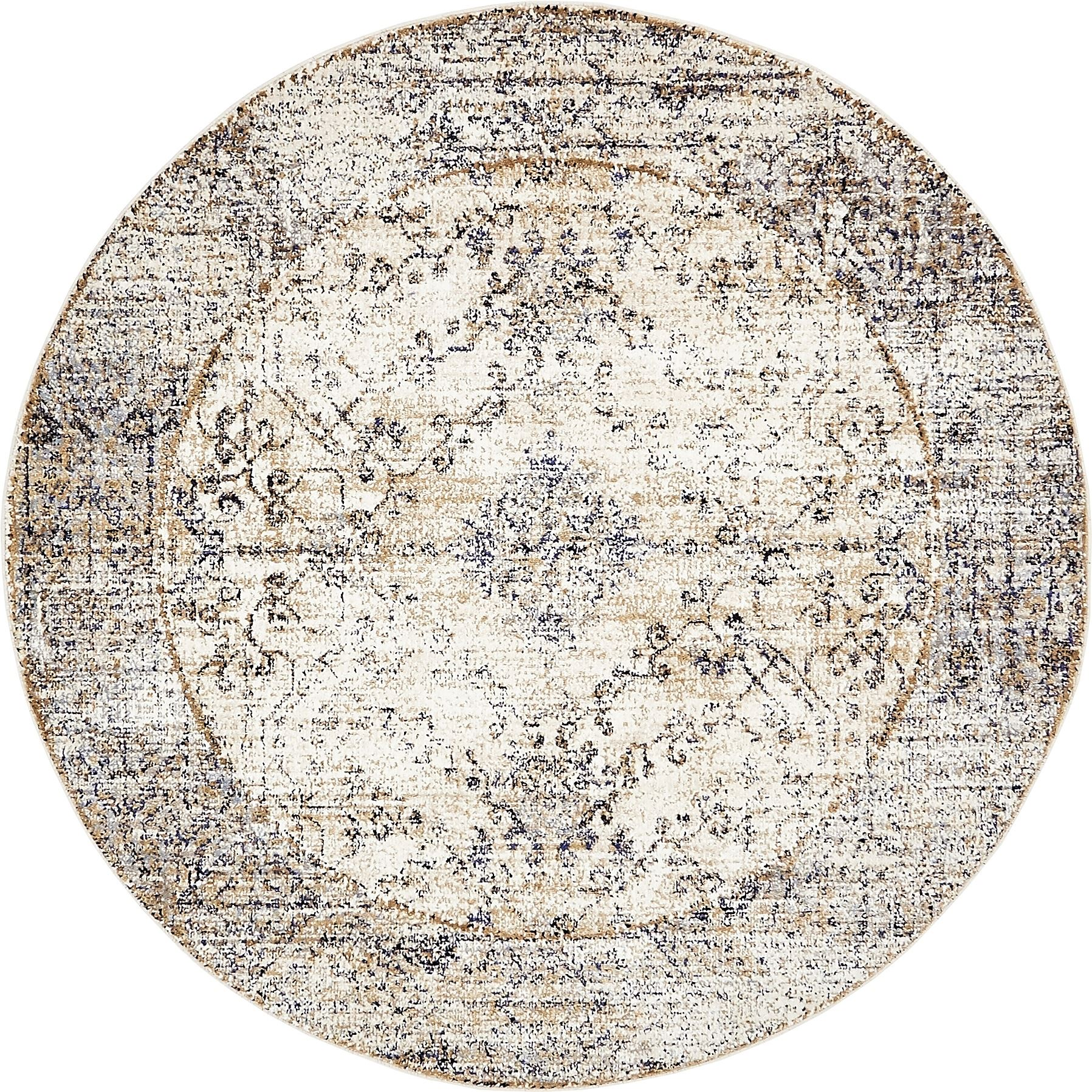 New Traditional Rugs Vintage Style Carpets Area Rug Floor