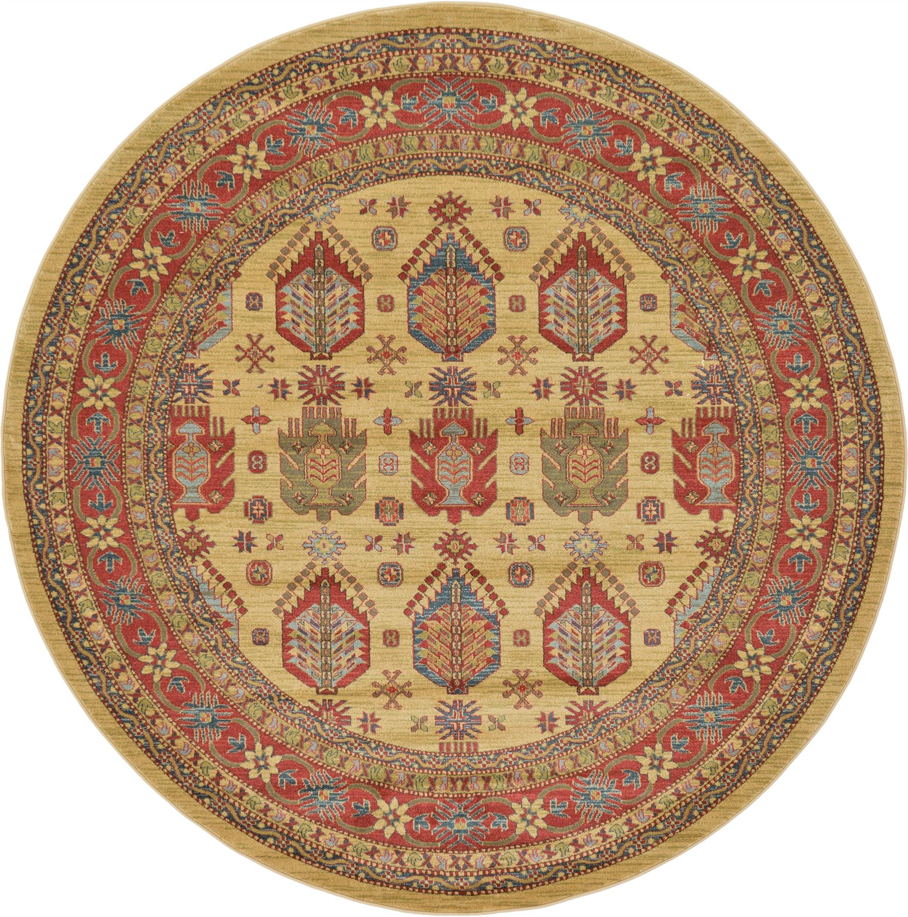 Persian Rugs: Heriz Design Rug Traditional Persian Style Rugs Clasic