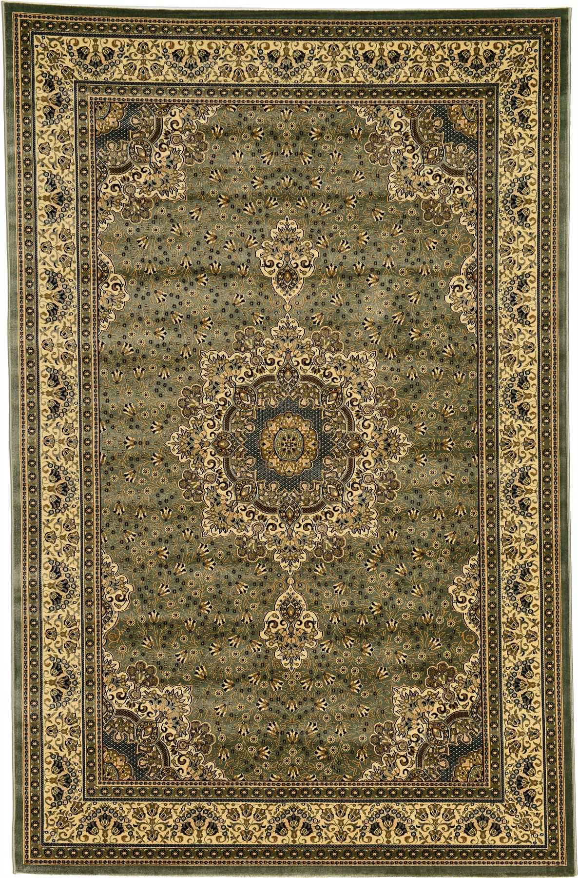 Persian 6 5 X 9 6 Kashan Design Rug Traditional Area