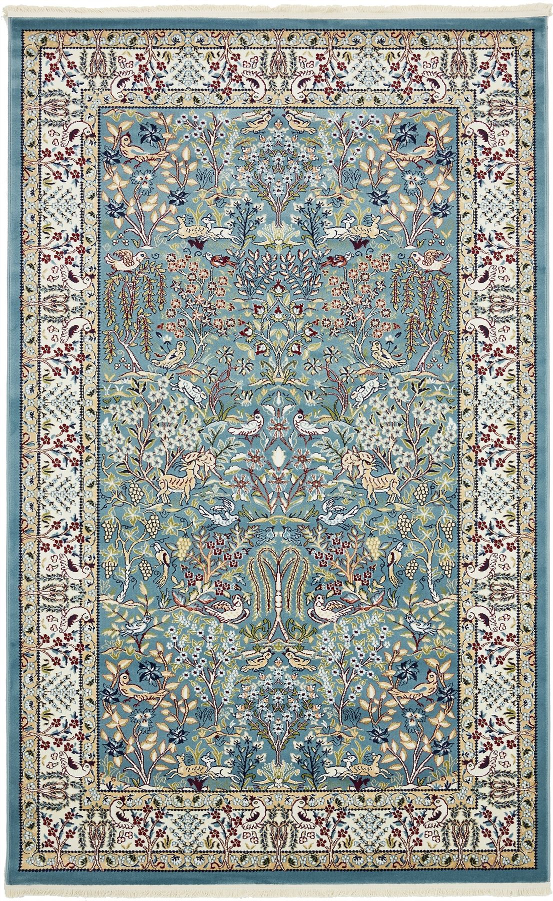 Country floor carpet traditional area rug floral carpets for Area rugs and carpets