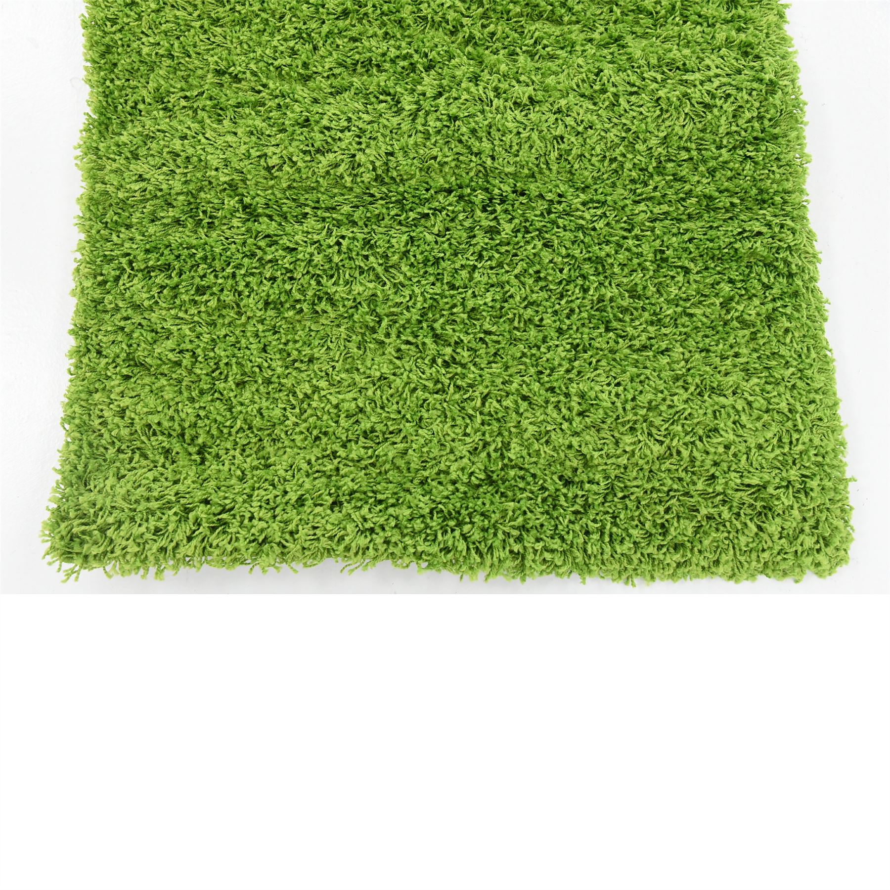 Modern Rugs Floor Carpet Area Grass Green 2' 5 X 10' Solid