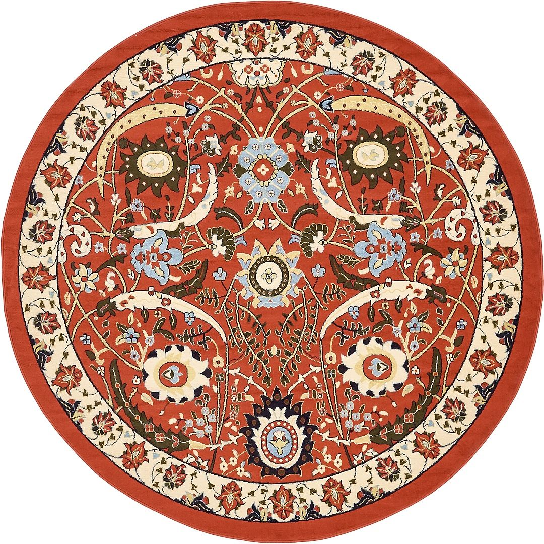 Colorful Rug Designs: Traditional Persian Design Rug Large Oriental Small Floral