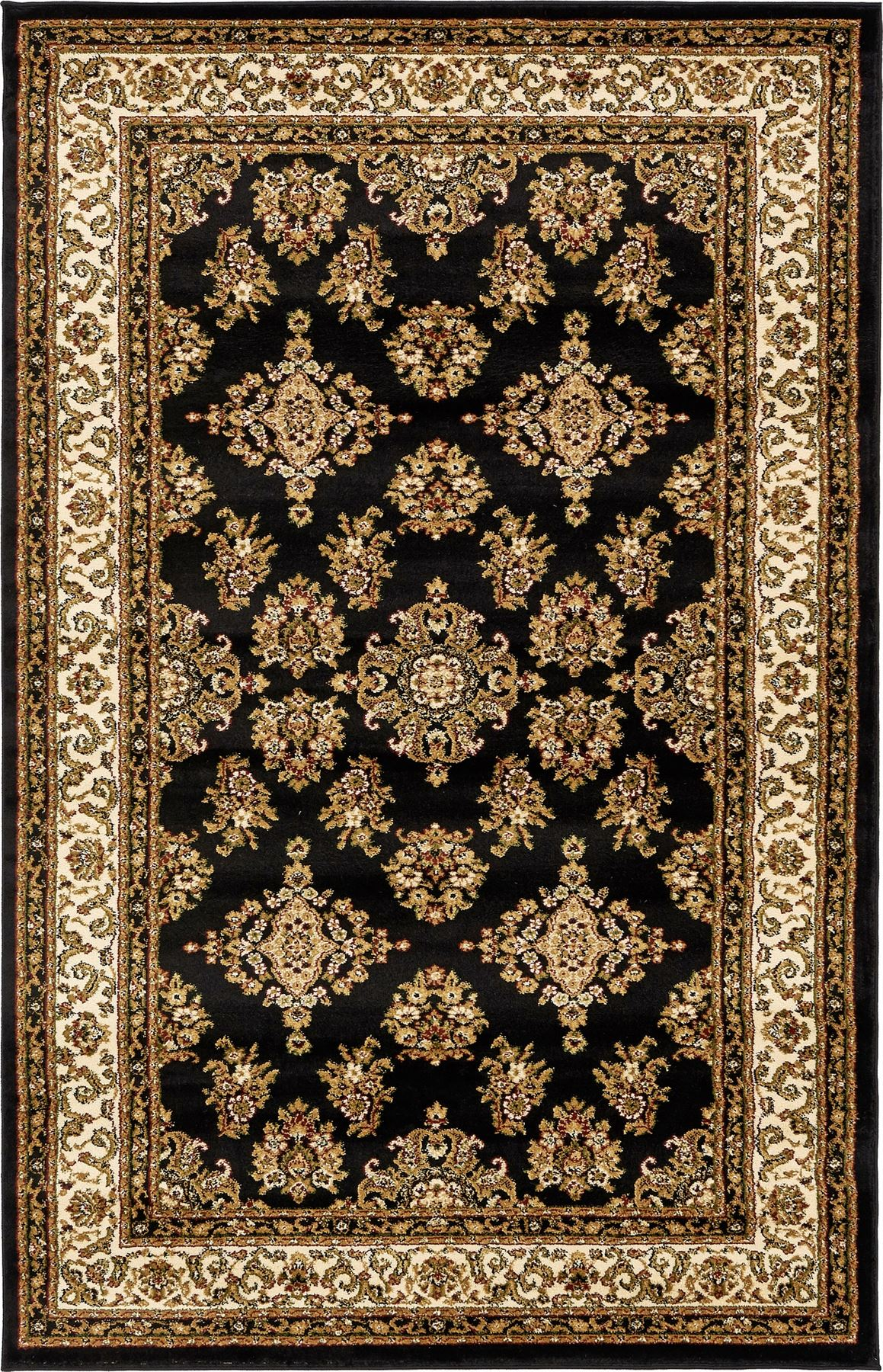 Traditional rugs oriental area rug persian style carpet for Carpets and area rugs