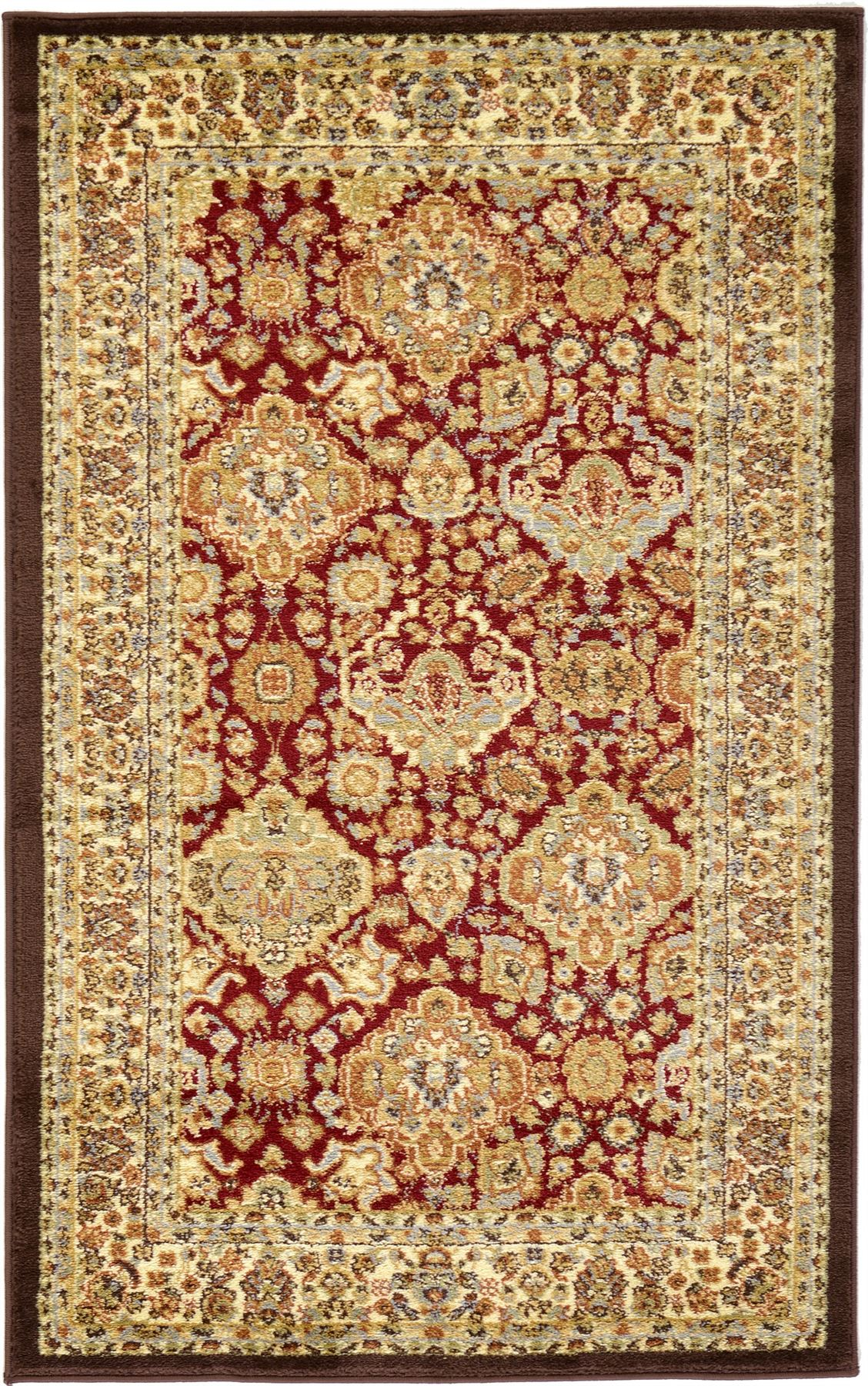 traditional rug persian oriental area rug carpet classic. Black Bedroom Furniture Sets. Home Design Ideas