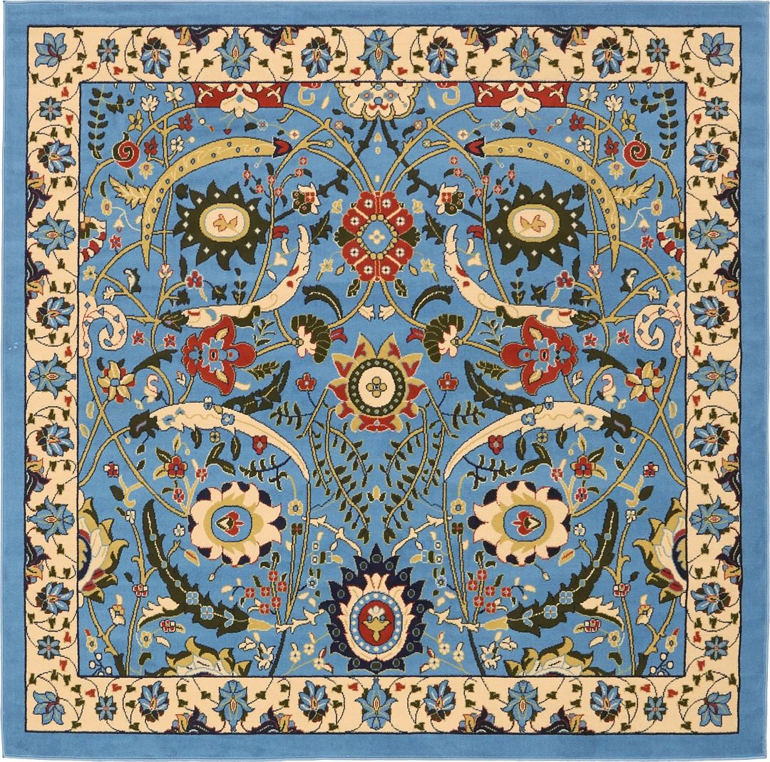 Traditional Carpet All Over Small Persian Design Oriental
