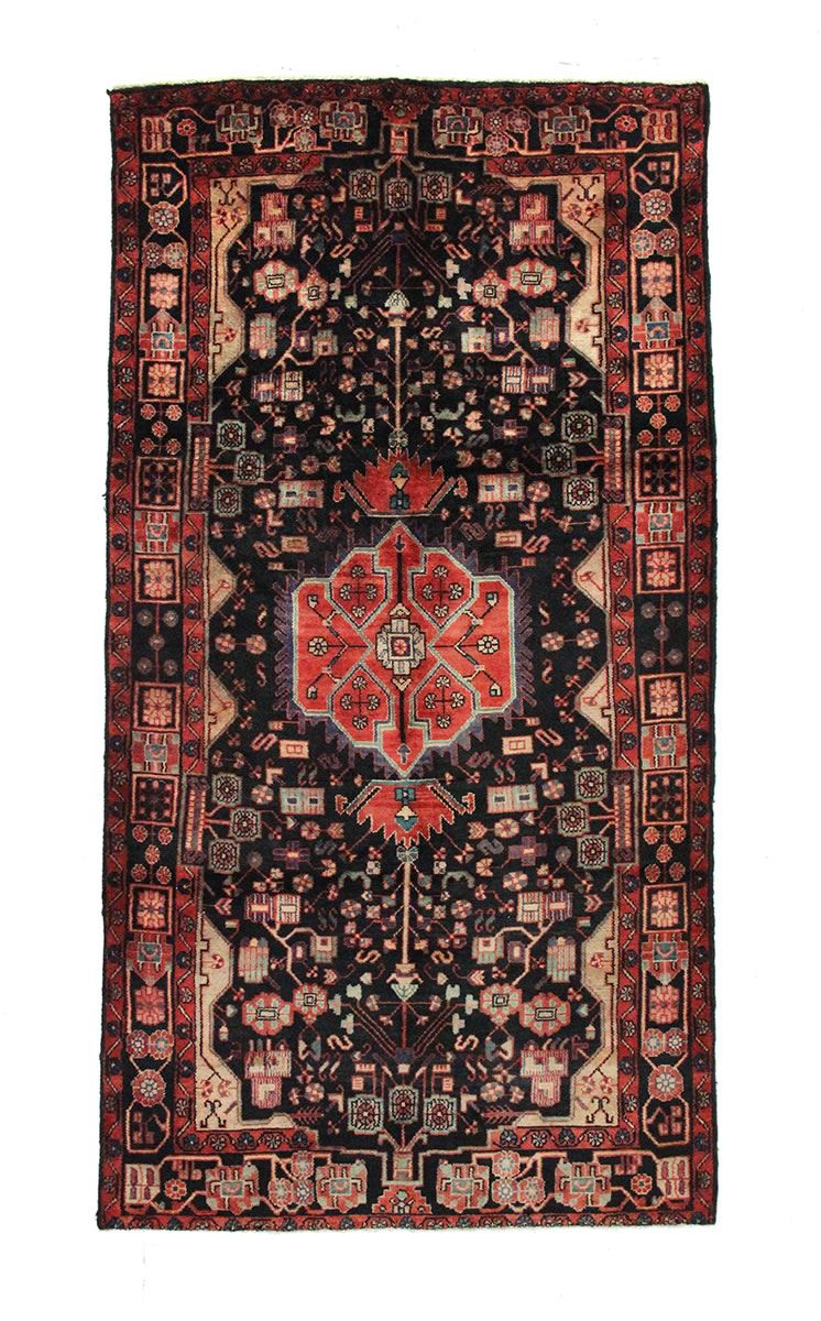 persian traditional antique wool 290x155 handmade rugs. Black Bedroom Furniture Sets. Home Design Ideas