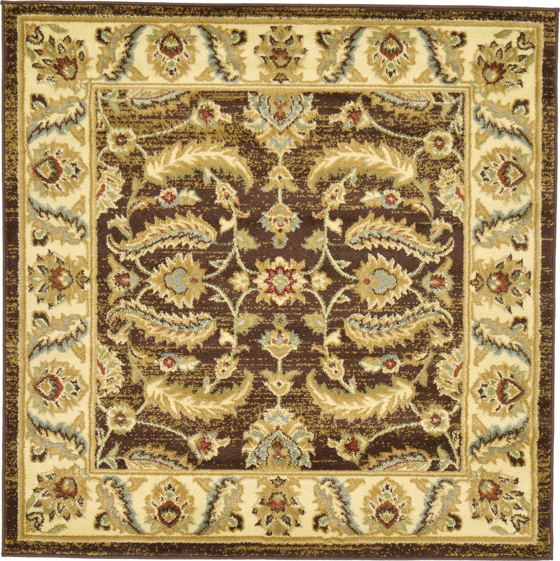 Traditional rug persian oriental area rug new carpet for Area carpets and rugs