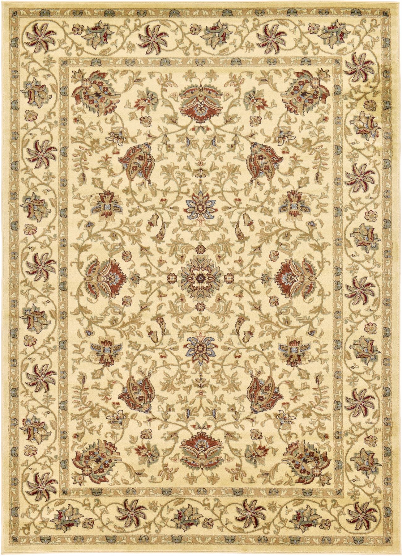 Traditional rug new area rug classic oriental carpet for Area rugs and carpets