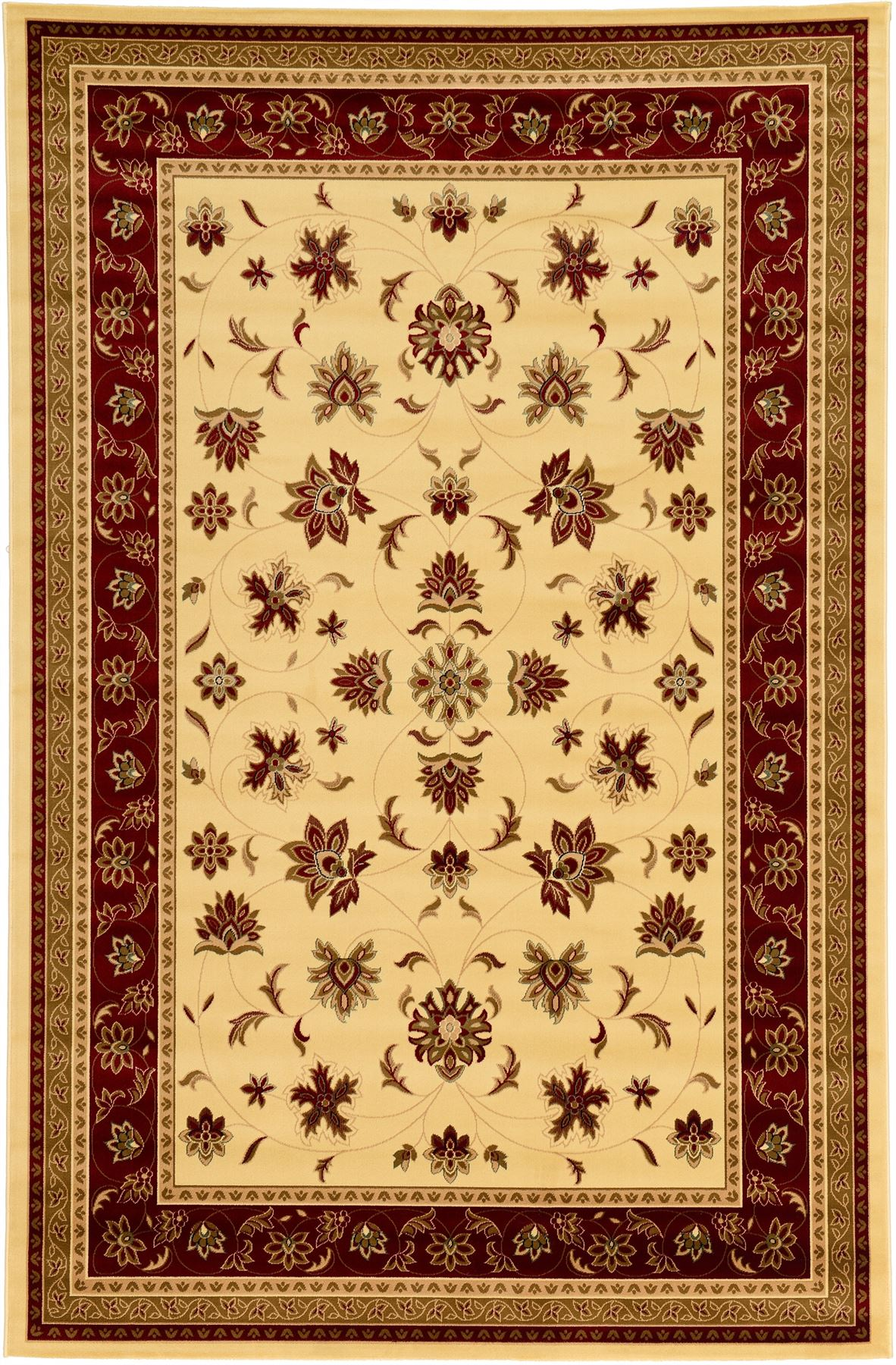 Traditional Rugs Oriental Area Rug 6 5 X 9 New Classic