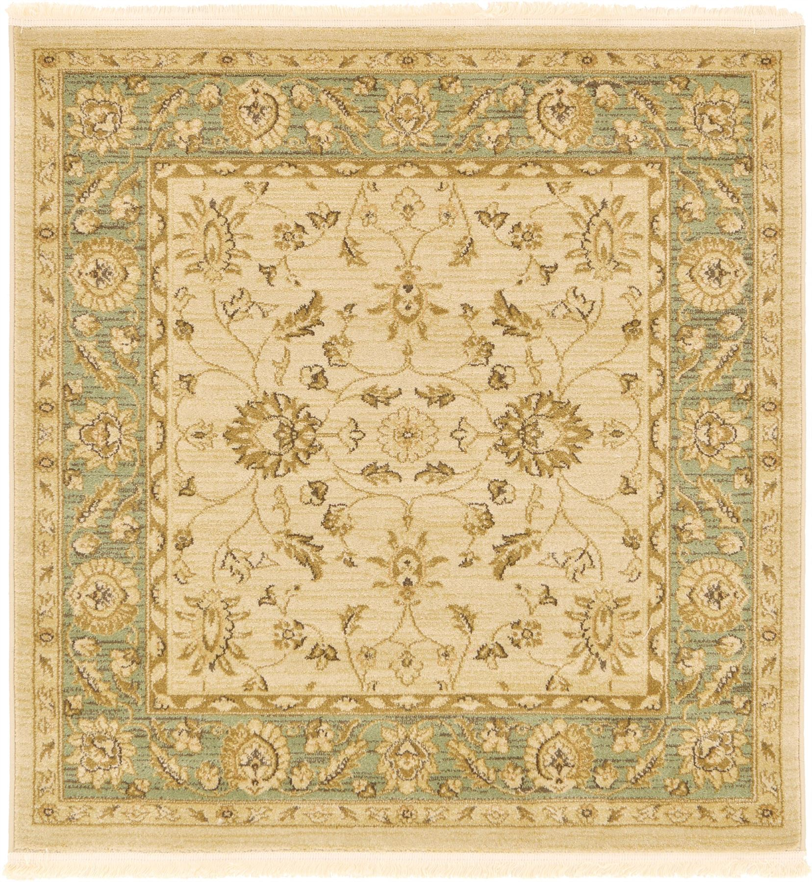Traditional Rug Oriental Area Rug Persian Style Rugs New
